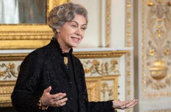 Elena Sofia Ricci è Rita Levi Montalcini