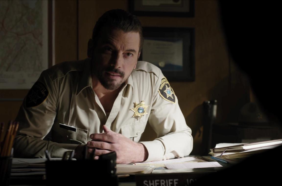 Skeet Ulrich è FP Jones in Riverdale