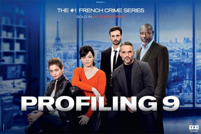 Profiling, il poster della stagione 9