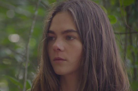 Una scena di Che fine ha fatto Sara?