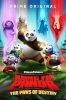 Poster Kung Fu Panda: The Paws of Destiny