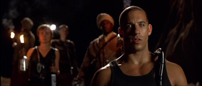 Pitch Black: Vin Diesel è Riddick