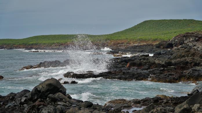 Pohakumauliuli, location caraibica di Pirati dei Caraibi - Ai confini del mondo