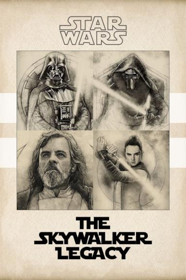 Poster The Skywalker Legacy
