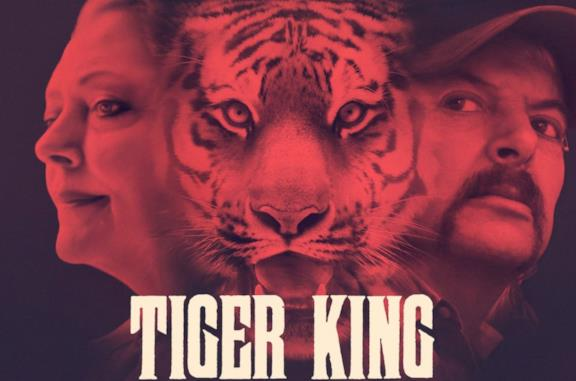 Carole Baskin, Joe Exotic e una tigre