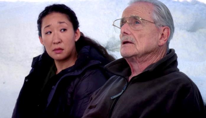 Cristina e il dottor Thomas