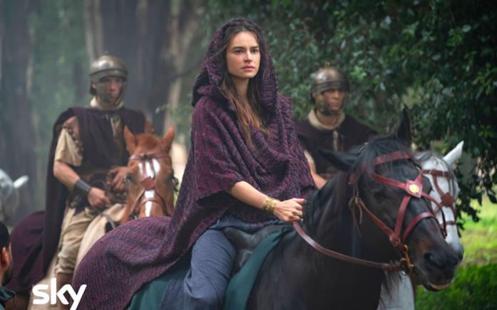 Domina, la serie storica di Sky incentrata su Livia Drusilla