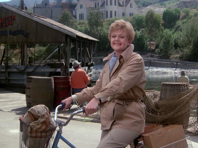 Un'immagine che ritrae Angela Lansbury in La signora in giallo