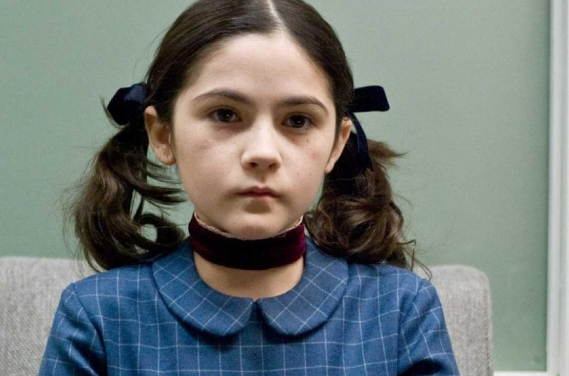 Un'immagine di Isabelle Fuhrman in Orphan