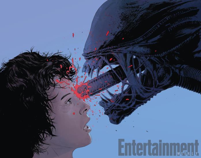 Finale alternativo di Alien