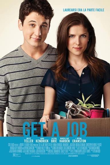 Poster Get a Job