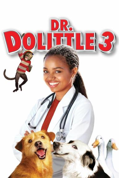Poster Il dottor Dolittle 3