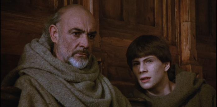 Sean Connery è stato protagonista del film Il nome della rosa del 1986