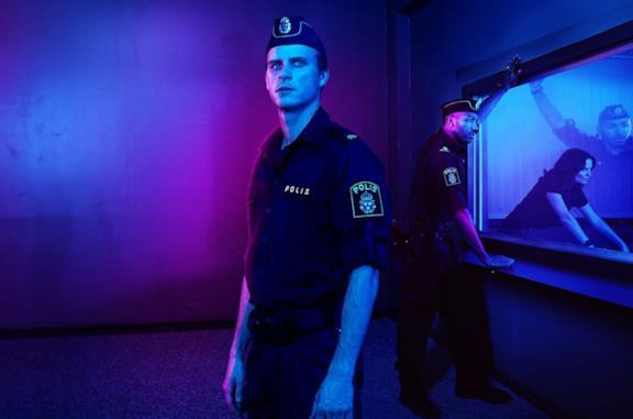 Kurt Wallander nella serie Il giovane Wallander