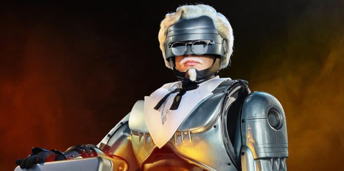RoboCop nella campagna di KFC