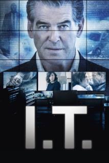 Poster I.T. - Una mente pericolosa