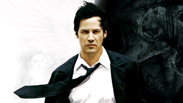 Il film del 2005 su Constantine con Keanu Reeves protagonista