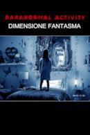 Poster Paranormal Activity: Dimensione fantasma