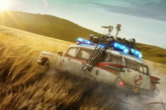 Ghostbusters: Legacy, finalmente disponibile il primo trailer