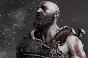 Kratos in God of War del 2018