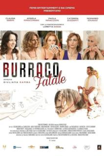 Poster Burraco fatale