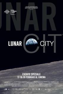 Poster Lunar City