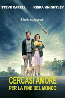 Poster Cercasi amore per la fine del mondo