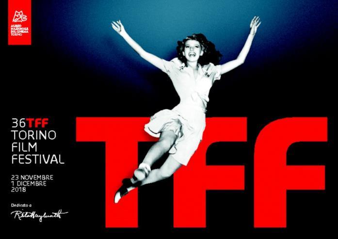 La locandina della 36esima edizione del Torino Film Festival