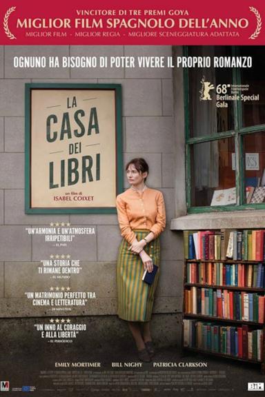 Poster La casa dei libri