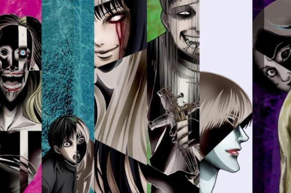 Junji Itou anime