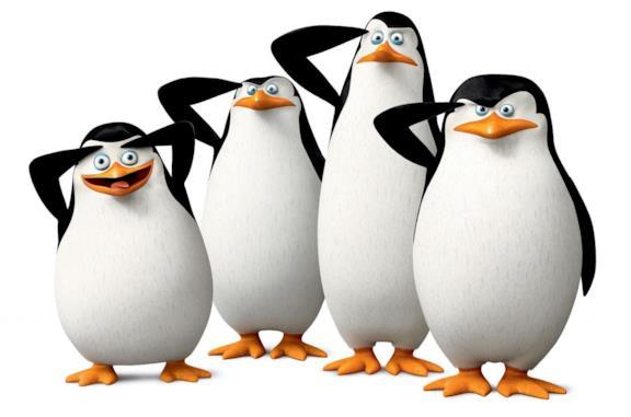 I pinguini di Madagascar: i personaggi e i doppiatori italiani