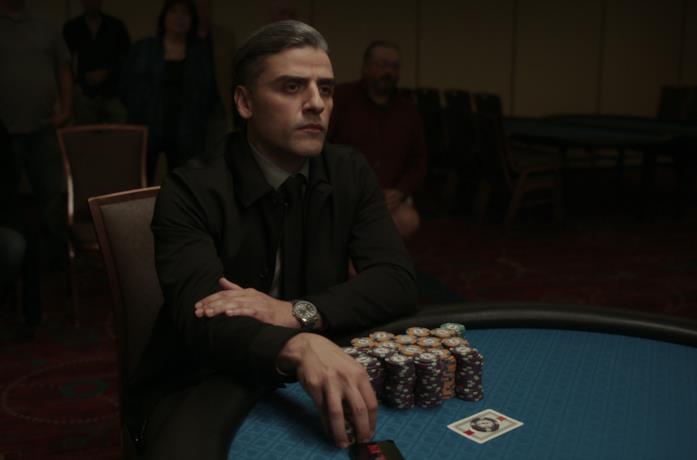 William al tavolo da poker