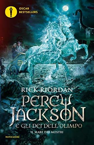Percy Jackson e gli Dei dell'Olimpo - 2. Il Mare dei Mostri