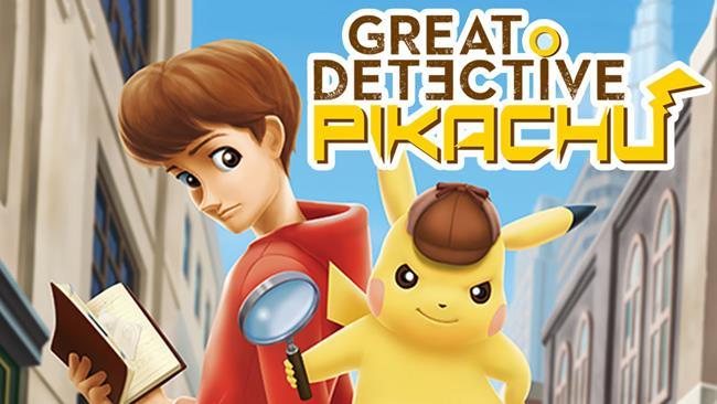 Pikachu Detective, videogioco