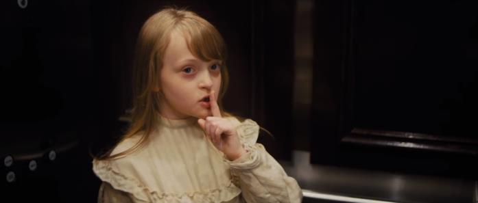 Una scena del film horror Antebellum