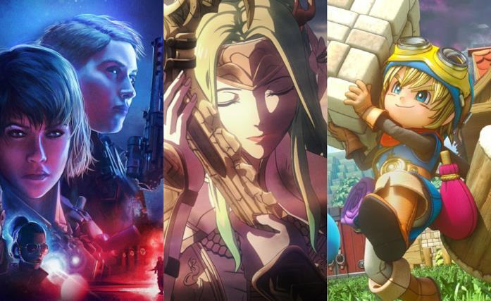 I giochi di luglio per PS4, Xbox One, Switch e PC