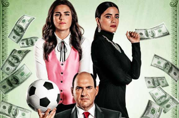 I protagonisti della nuova serie TV El Presidente