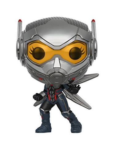 Funko-30730 Ant-Man & The Wasp Personaggio, Multicolore, Standard, 30730