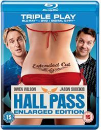 Hall Pass (2 Blu-Ray) [Edizione: Regno Unito] [Edizione: Regno Unito]