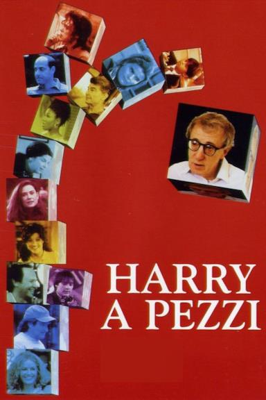 Poster Harry a pezzi
