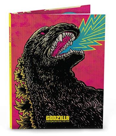 Criterion Collection: Godzilla - Showa-Era Films (8 Blu-Ray)