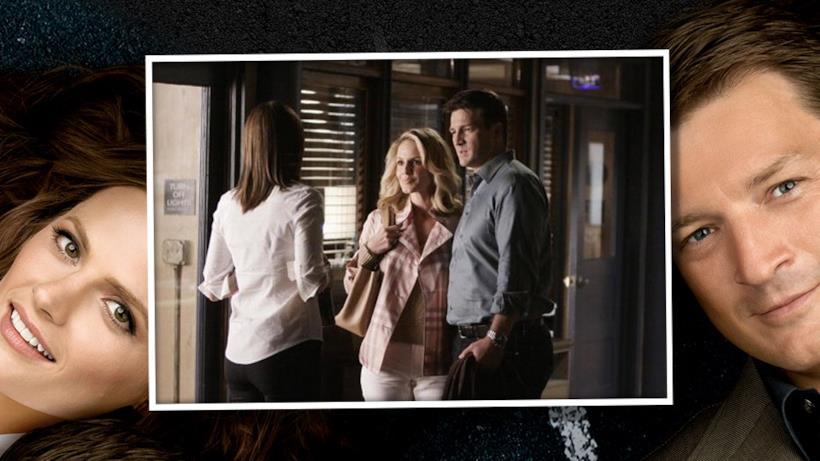 4) Beckett si lascia mentre Castle torna con la ex: arriverà mai il loro momento?