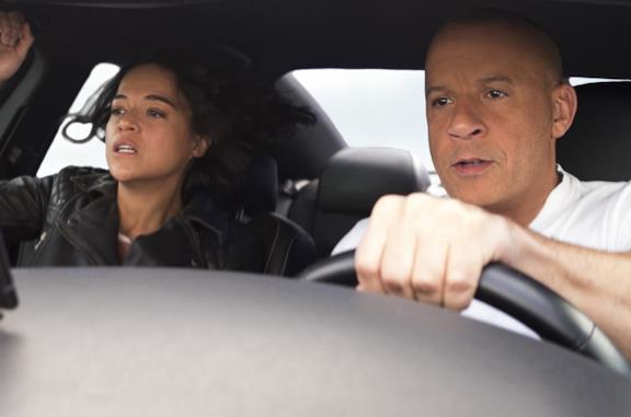 Vin Diesel: il figlio di 10 anni debutta sullo schermo in Fast & Furious 9