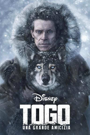 Poster Togo - Una grande amicizia