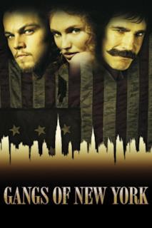 Poster Gangs of New York