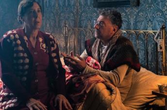 Sergio Castellitto e Maria Confalone in Natale in Casa Cupiello