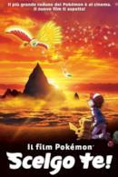 Poster Il film Pokémon - Scelgo te!