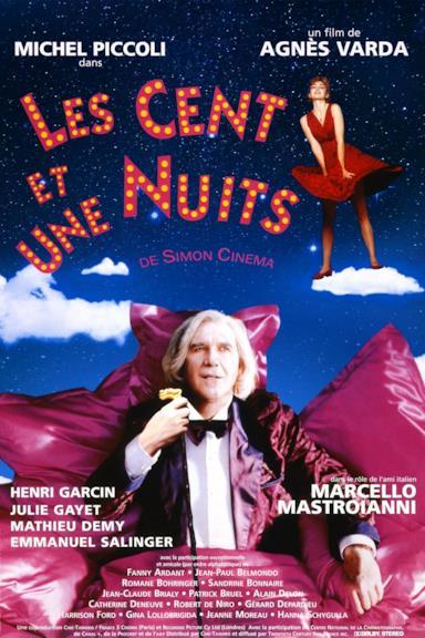 Poster Les Cent et Une Nuits de Simon Cinéma