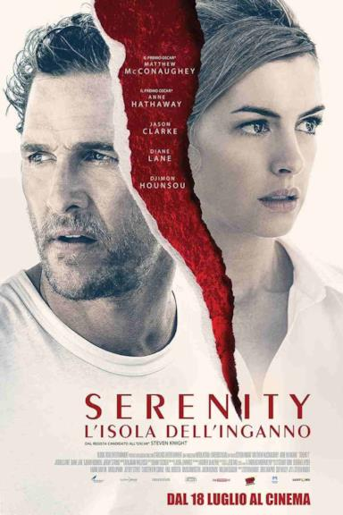 Poster Serenity - L'isola dell'inganno