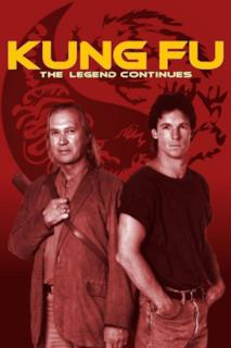Poster Kung Fu: The Legend Continues